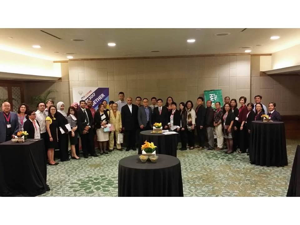 PHL Delegation to FHM 2017 Holds High Tea for Malaysian Buyers