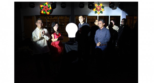 Parol Lighting, Christmas Concert Featured in Phl Embassy Open House